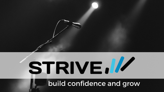 Build confidence and grow
